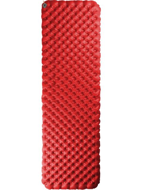 Sea to Summit Comfort Plus Insulated Mat Regular Rectangular Red